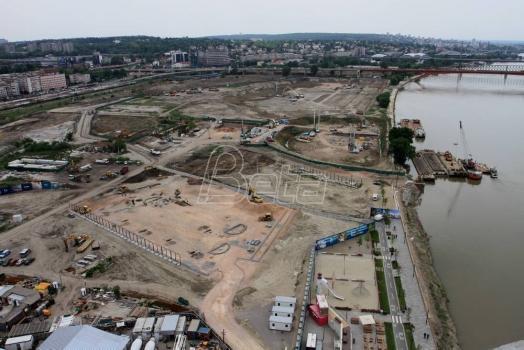 Kompanija Nelt tvrdi da joj je konfiskovana imovina na prostoru Beograda na vodi