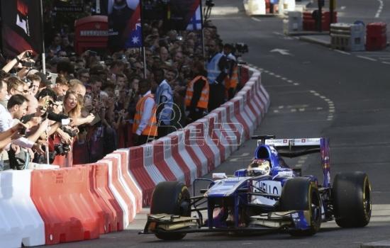 Gradonačelnik Londona želi trku Formule 1 u gradu