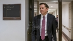 Tramp smenio obaveštajnog zvaničnika zbog postupka impičmenta