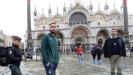 Ponovo otvoren Trg Svetog Marka u Veneciji, voda i dalje visoka