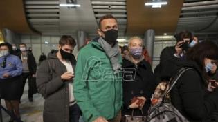 Ruski sud odredio pritvor Navaljnom do 15. februara
