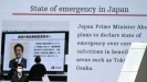 Japanski premijer najavio vanredno stanje i podršku ekonomiji