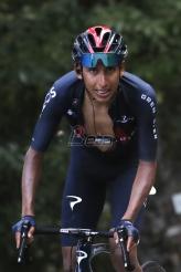 Branilac titule Bernal se povukao sa Tur d'Fransa