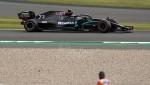Botas 0,063 sekunde brži od Hamiltona, ...