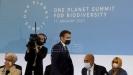 U Parizu počeo samit Jedna planeta o biodiverzitetu