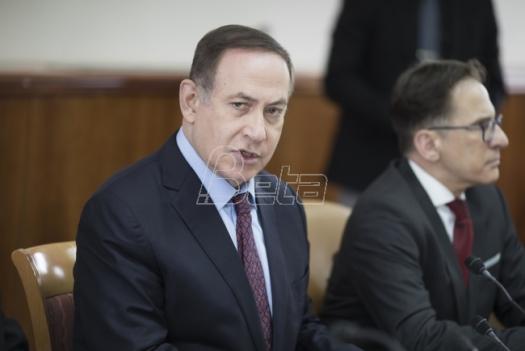 Sve nijanse Netanjahuove kose