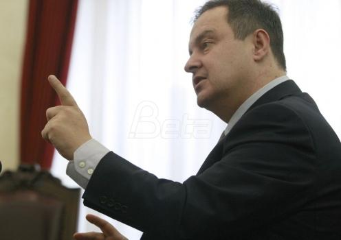 Dačić: Vučić pobedjuje, a Beli nadmašuje ostale