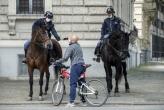 Rimljanka kažnjena s 400 evra zbog šetnje s kornjačom