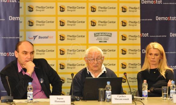 Demostat: Za Vučića bi glasalo 57 odsto izašlih, drugi Janković