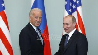AP: Bajden u prvom razgovoru s Putinom vršio pritisak zbog Navaljnog, hakovanja, Avganistana (VIDEO)