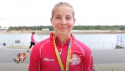 Dostanić osvojila srebro na Svetskom prvenstvu u kajaku