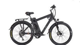 Domaći stručnjaci konstruisali električni bicikl koji meri zagadjenje