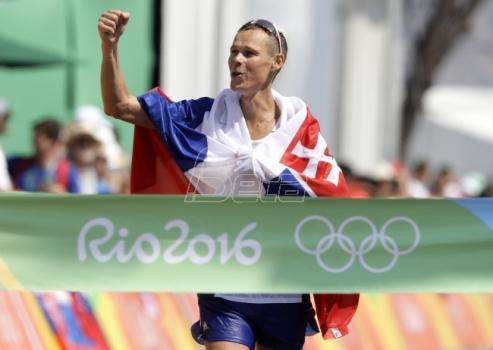 Olimpijski šampion u brzom hodanju Tot suspendovan zbog dopinga
