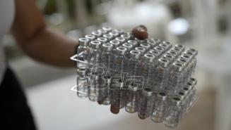 U Kini potpuno vakcinisano više od milijardu ljudi