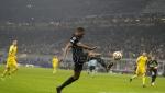 Prva pobeda Intera, Real ubediljiv ...