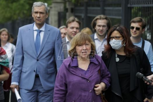Nobelovka Svetlana Aleksijevič odbila da odgovara na pitanja istražitelja