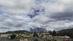 Erupcija vulkana Sinabung u Indoneziji (VIDEO)