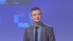 Portparol EK na konferenciji za novinare pročitao pesmu Viktora Igoa (VIDEO)