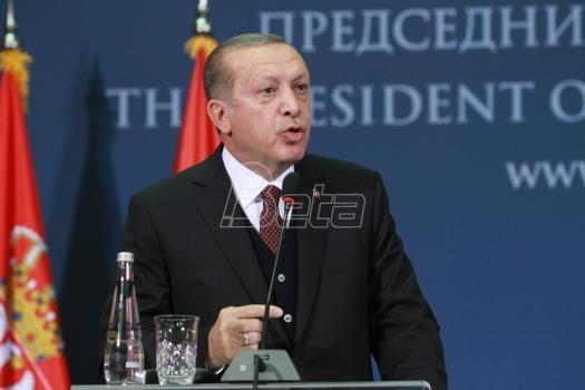Erdogan: Očekujem da godišnja trgovinska razmena Srbije i Turske bude najmanje 1,2 milijarde ...