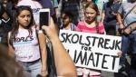 Greta Turnberg se nada da je društvo došlo do prekretnice o klimi