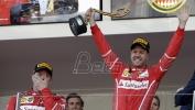 Fetel srećan zbog pobede u Monaku