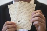 Izraelska biblioteka predstavila Kafkine neobjavljene rukopise