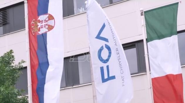 Štrajk upozorenja u Fijatu zbog nezadovoljstva radnika