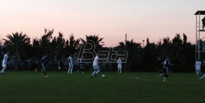 FK Voždovac -Akademija Pandev 4:2 (2:0) - nova pobeda Zmajeva