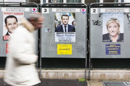 Euraktiv: Lažna predizborna kampanja u Francuskoj koristila ekstremistima