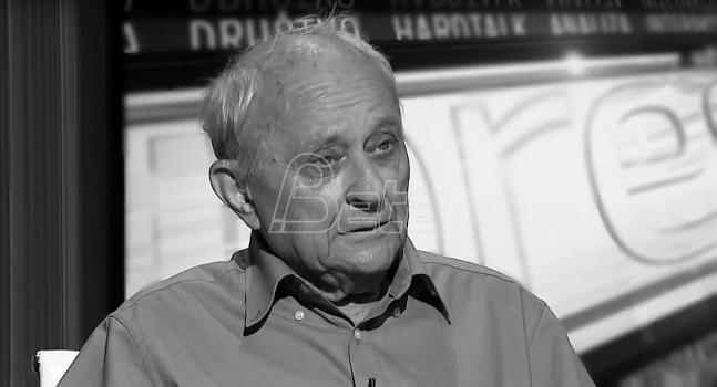 Umro Slavko Goldštajn, jedan od najistaknutijih hrvatskih intelektualaca