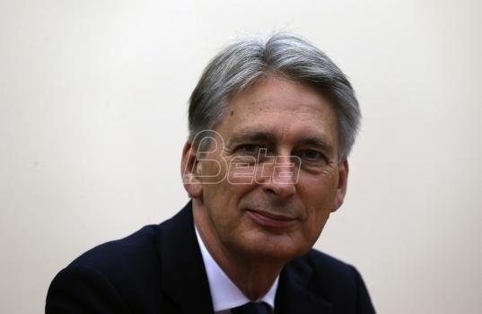 Britanski ministar finansija: Ekonomija treba da bude glavna tema pregovora o Bregzitu
