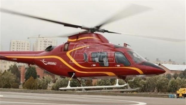 Iran prikazao novi model helikoptera (VIDEO)