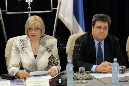 Tabaković: NBS preduzela sve da se u Srbiji ne osete posledice krize Agrokora