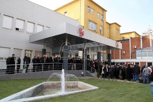 Klinički centar u Nišu nije odgovoran za kašnjenje radova