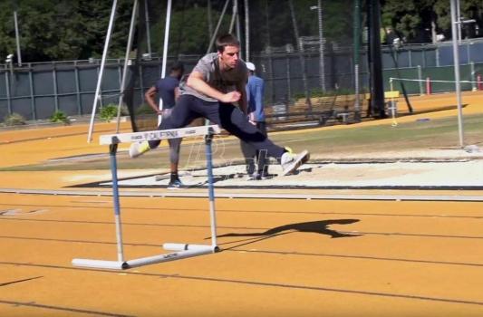 Atletičar Milan Ristić ispunio normu za SP u Londonu