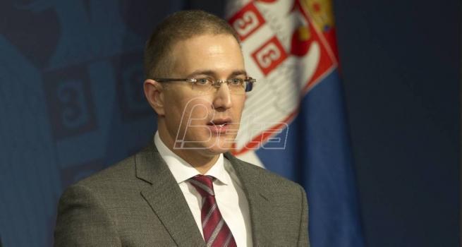 Stefanović: Vučić sutra sa poslanicima SNS o Ani Brnabić
