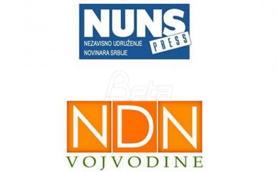 NUNS i NDNV: Gašenje Vranjskih je posledica konstantnih političkih pritisaka