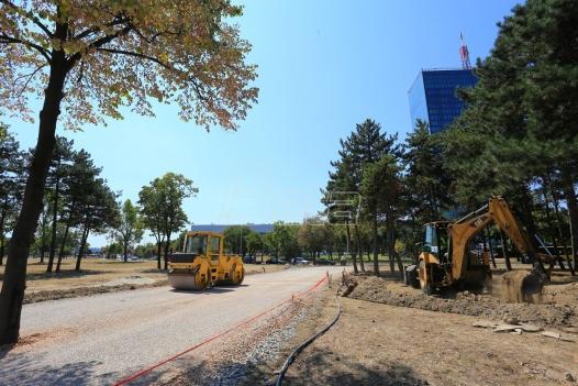 Od 600 miliona dinara za preuredjenje parkova u Beogradu, za Ušće 240 miliona