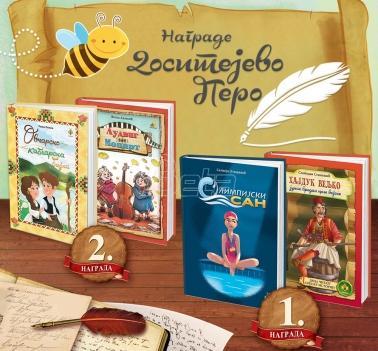 Osnovci odabrali najbolje knjige: Olimpijski san i Hajduk Veljko, junak vredan cele vojske