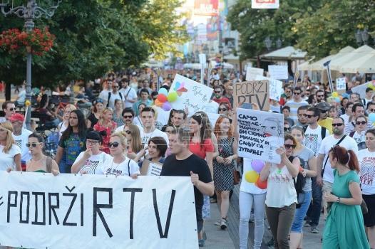 Pokret Podrži RTV: Gde su naše prijave REM-u?