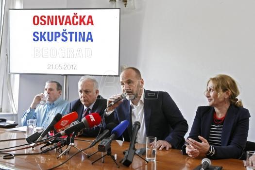 Pokret slobodnih gradjana otvorio kancelariju u Prokuplju