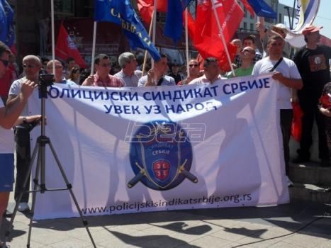 Policijski sindikat Srbije: Vrh MUP-a konstantno vrši pritisak na naše članove