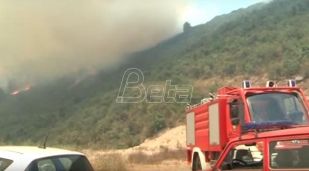 U Crnoj Gori i dalje aktivno nekoliko požara