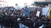 Učesnici protesta traže hitnu obustavu gradnje mini hidroelektrana u Srbiji