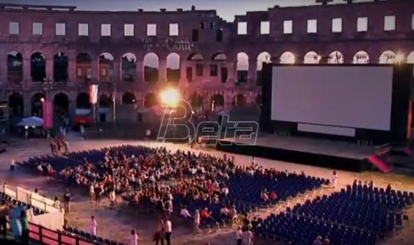 Svečano otvoren 64. Filmski festival u Puli