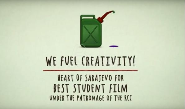 RCC pokrovitelj nagrade za najbolji studentski film na festivalu u Sarajevu