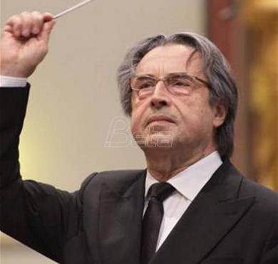 Rikardo muti diriguje na novogodi njem koncertu u be u for Jimmy michel motors aurora mo