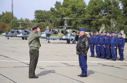 Počele rusko-beloruske vojne vežbe