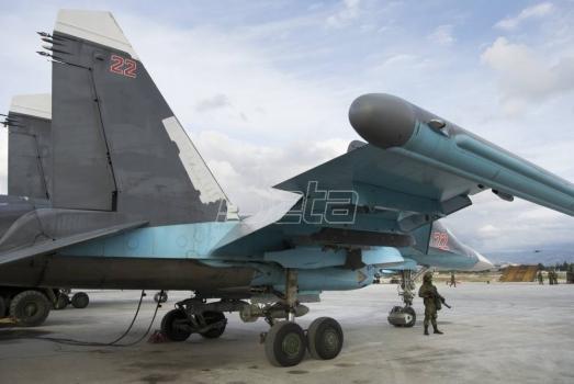 Rusija: Koalicione avione zapadno od Eufrata smatramo metama