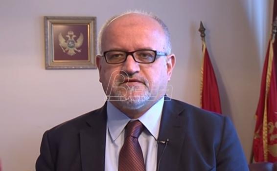 Darmanović: Pitanje demarkacije granice sa Kosovom za nas je zatvoreno